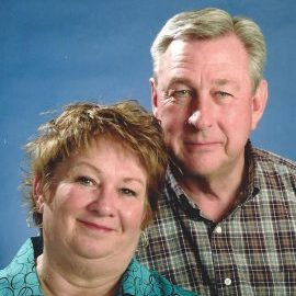 Wayne and Kathie